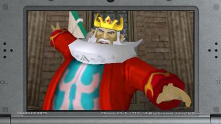El Rey de Hyrule entra en acción en el nuevo video de Hyrule Warriors Legends