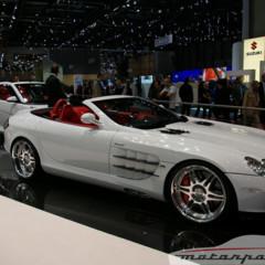 Foto 2 de 18 de la galería pack-brabus-mercedes-benz-slr-mclaren-roadster-y-smart-ultimate-112 en Motorpasión