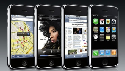 Apple podría anunciar el lunes que el iPhone europeo será 3G