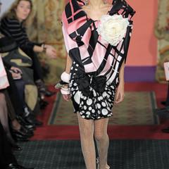 Foto 2 de 15 de la galería christian-lacroix-alta-costura-primavera-verano-2009 en Trendencias