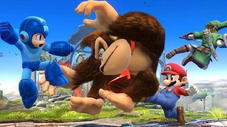"""""""Super Smash Bros. podría levantar ventas de Wii U"""" Ubisoft"""