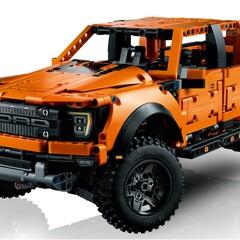 Foto 3 de 7 de la galería ford-f-150-raptor-de-lego en Motorpasión México
