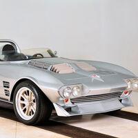 Este Chevrolet Corvette Grand Sport Replica fue uno de los tres que sobrevivió a 'Fast & Furious 5' y busca dueño