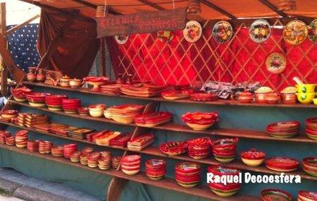 feria medieval ceramica cordobesa