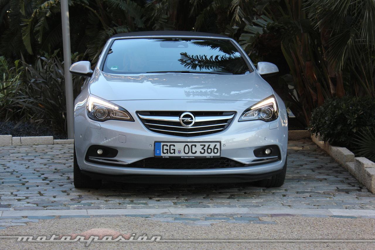 Foto de Opel Cabrio 2013 (presentación) (43/52)