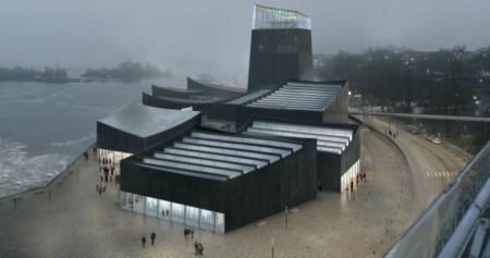El nuevo Museo Guggenheim en Finlandia tendrá este diseño ganador