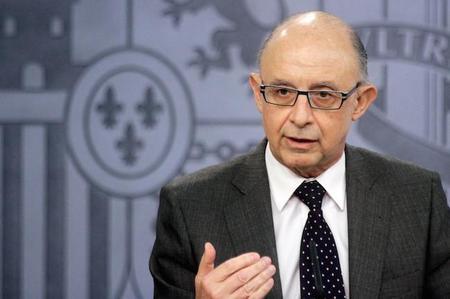 Cristóbal Montoro, el ministro que no calla