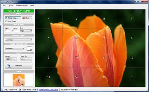 Imprime tus fotos a tama o poster con la impresora de casa for Software gratuito per la costruzione della casa