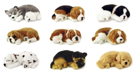 Perfect Petzzz, peluches que respiran