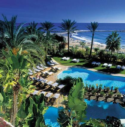 Bill Gates se muda a Marbella