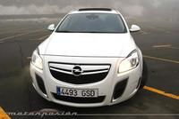 Opel Insignia Sports Tourer OPC, prueba (parte 4)