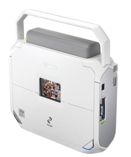 Impresora Canon PIXMA mini320, para llevar de un lado a otro