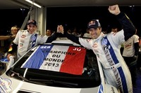 Sébastien Ogier ya es Campeón del Mundo de Rallyes