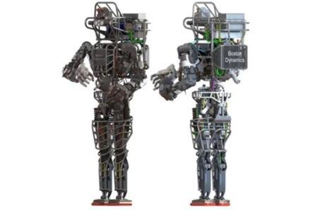 El mejor robot humanoide de rescate ya tiene nombre: Atlas Robot
