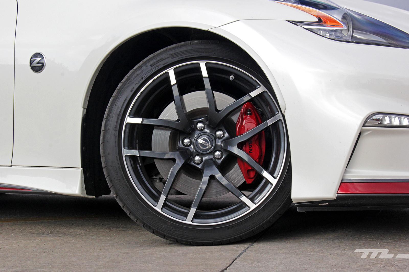 Foto de Nissan 370Z Nismo 2019 (5/27)