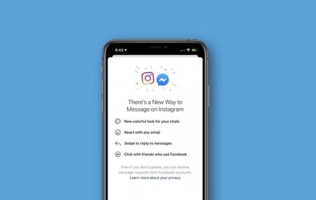 Facebook comienza a unificar servicios de mensajería: la última actualización de Instagram integra Messenger