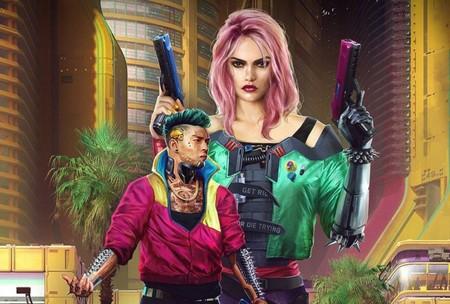 Estos pósters de Cyberpunk 2077 son fascinantes y nos encantaría verlos como portadas del juego