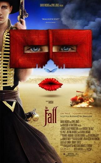 Nuevo póster de 'The Fall', de Tarsem Singh
