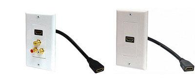 Integrando la conexión HDMI y RCA a nuestros enchufes