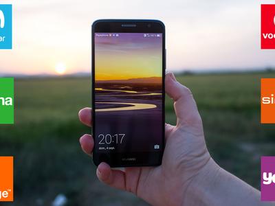 Huawei Nova Plus llega a Vodafone: comparamos sus precios con Movistar, Orange, Yoigo, Amena y Simyo