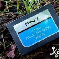 PNY CS1111 240GB SSD, análisis
