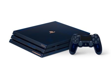 Tendremos un nuevo PS4 Pro en México: Sony alista una edición especial de la consola por haber vendido 500 millones de unidades