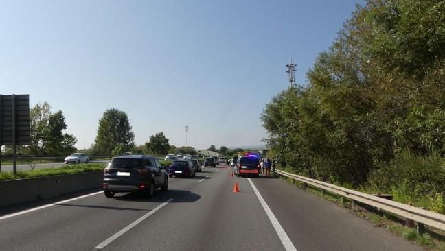 En libertad provisional pero acusado de homicidio un conductor que provocó la muerte de un motorista y dio positivo en metanfetamina