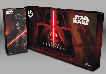 Hp Starwars Box