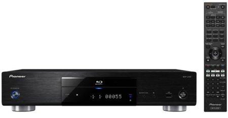 El Pioneer BDP-LX55 pone la nota en el audio