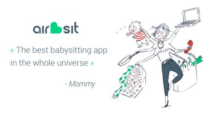¿Cansada de no encontrar niñera? Unas madres belgas han encontrado la solución, crear una app