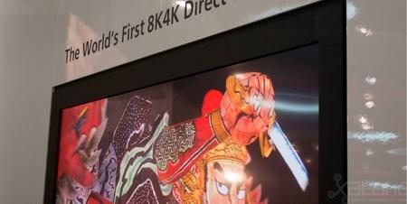 Japón y su primera transmisión de contenido 8K con éxito. Allí la tecnología es otra cosa