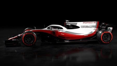 Porsche estuvo a nada de entrar a la Fórmula 1 en 2021, ya tenían motor en fase de pruebas