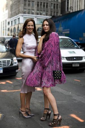 Street style en la Semana de la Moda de Nueva York: celebrities contra anónimas ¿quién gana?