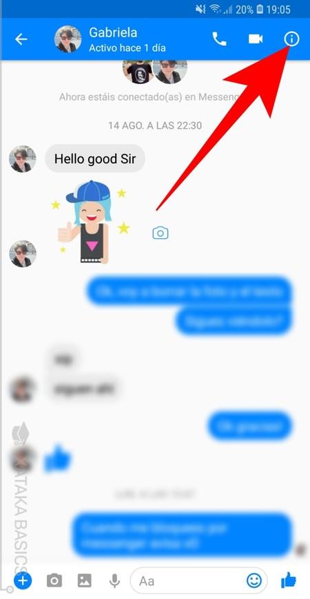 Info De Chat