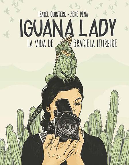 Iguanalady Cubierta