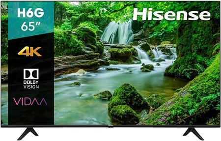 Pantalla Hisense de oferta en Amazon México por Amazon Prime Day 2021