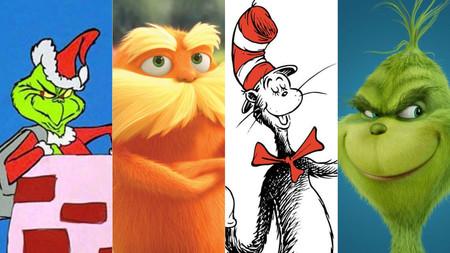 Imagenes De Grinch De Buenos Dias.Todas Las Peliculas De Dr Seuss Un Grinch De Carne Y Hueso