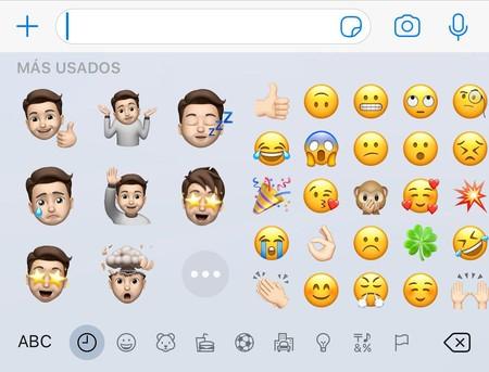 Memoji teclado Emoji