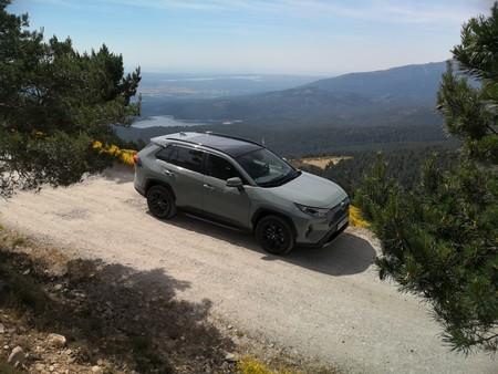 Toyota RAV4 AWD-i - Fotos exteriores