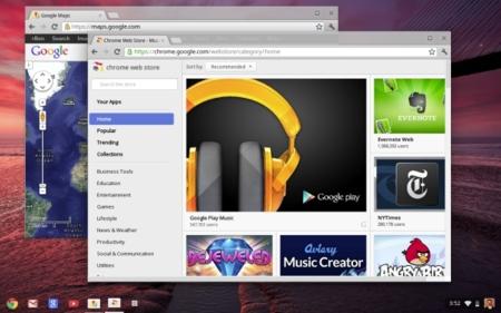 Chrome OS nuevo