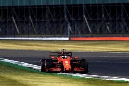 Vettel Silverstone F1 2020 4