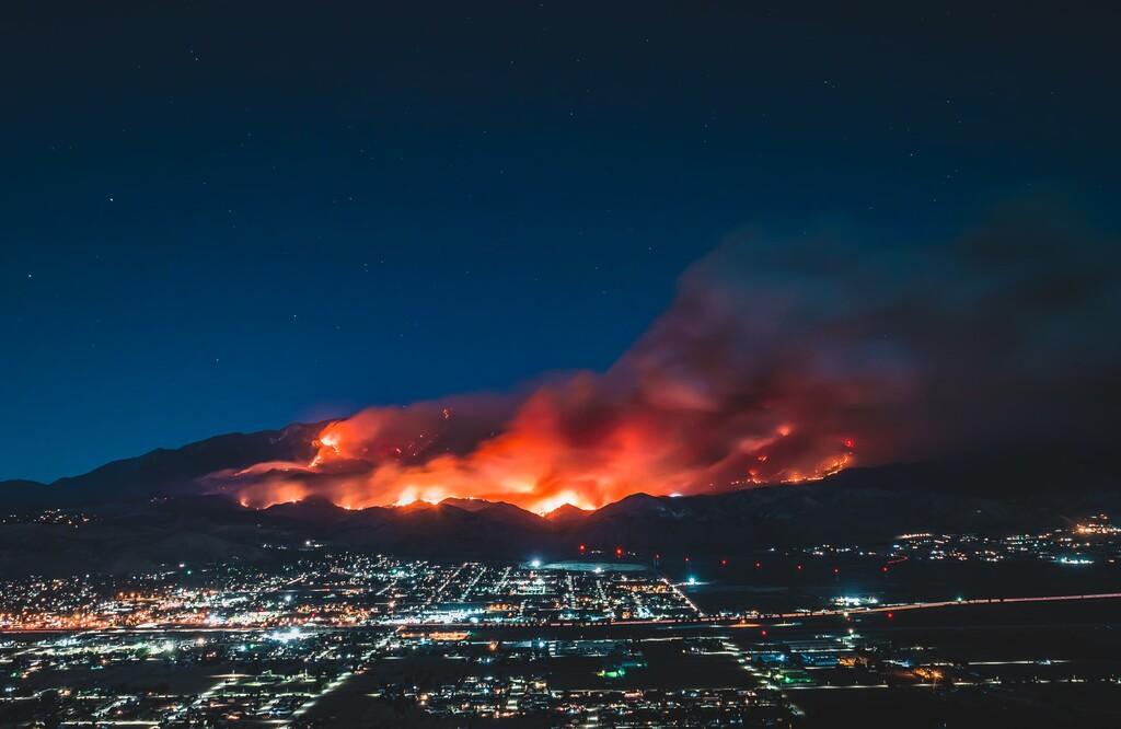 Incendios forestales, huracanes, olas de calor y hielo bajo mínimos: acabamos de sufrir el septiembre más caluroso jamás registrado