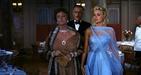 atrapa a un ladrón grace kelly vestido azul