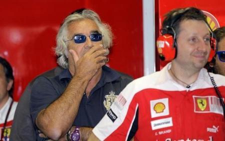 Flavio Briatore no se plantea regresar a la Formula 1