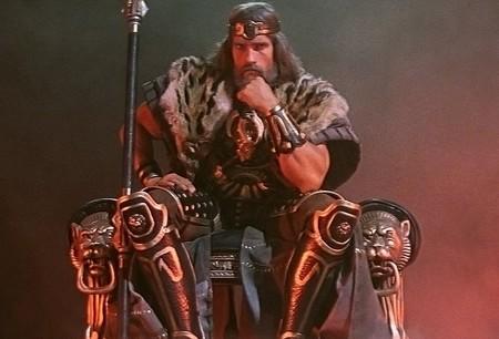 Schwarzenegger no volverá a ser Conan y explica por qué rechazó la nueva 'Depredador'