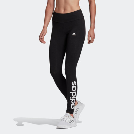 Mallas Leggings Adidas Fitness Linear Negro