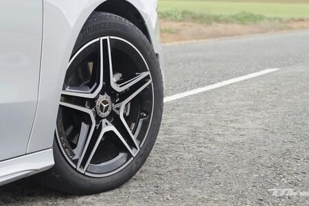 Mercedes Benz Clase B 2019 Prueba 017