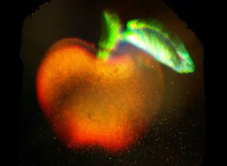 Científicos japoneses desarrollan el primer holograma con colores estables