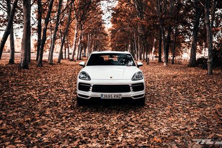 Porsche Cayenne S delantera