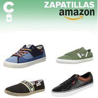 11 chollos en tallas sueltas de zapatillas Tommy Hilfiger, Levi's o Lacoste para hombre y mujer en Amazon